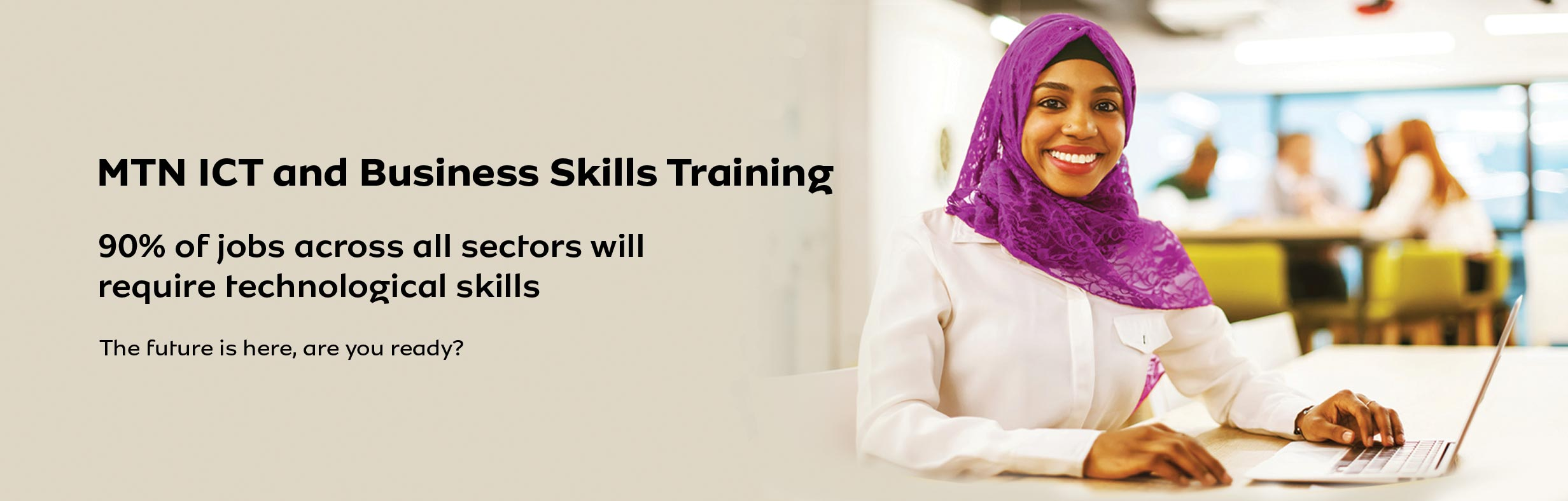 MTN Foundation ICT & Business Skills Training Program